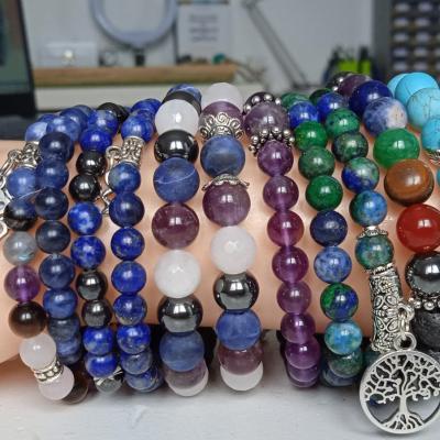 Bracelets bijoux et thérapeutiques